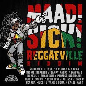 MAAD-SICK-Reggaeville_RIDDIM_album