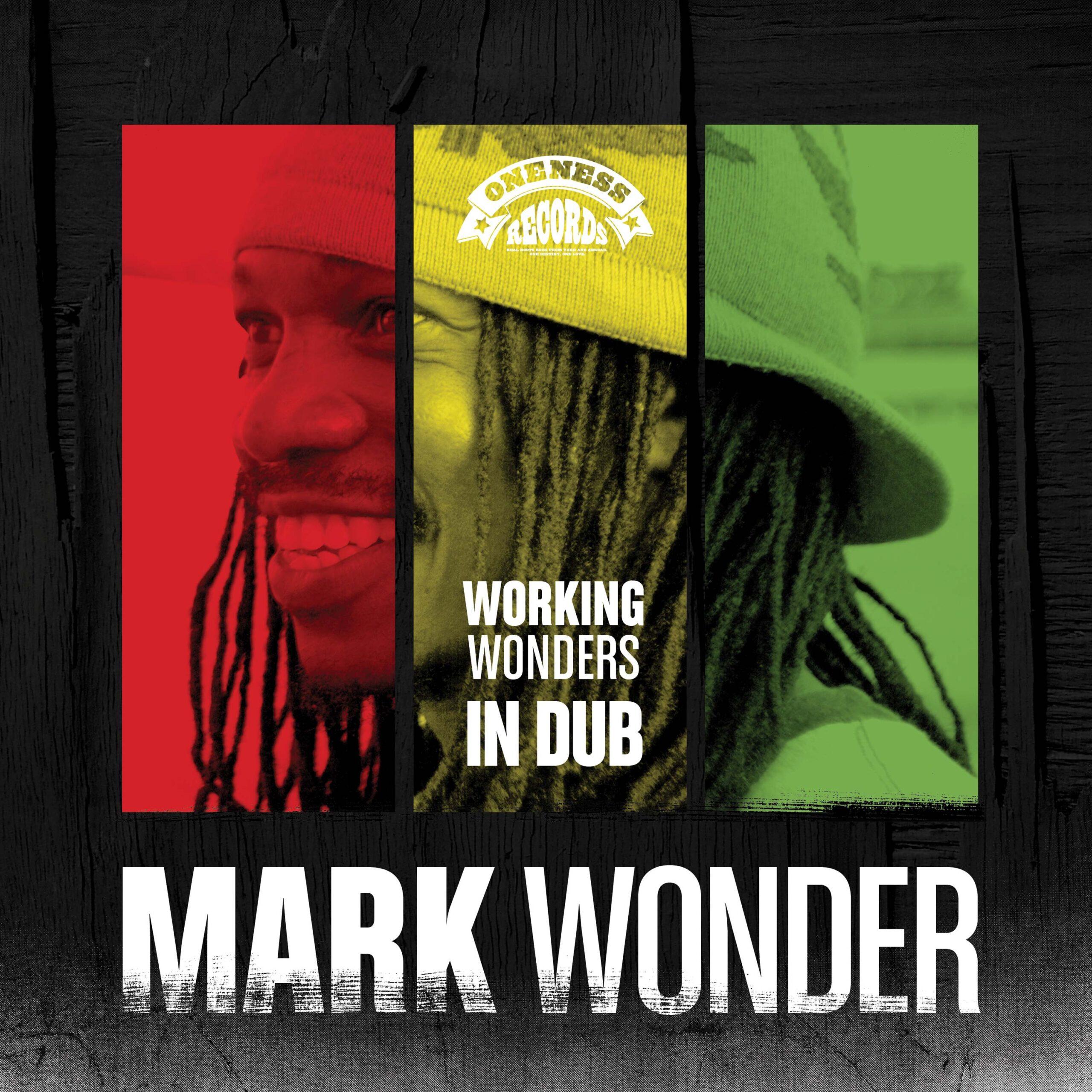 Mark Wonder Working Wonder in Dub