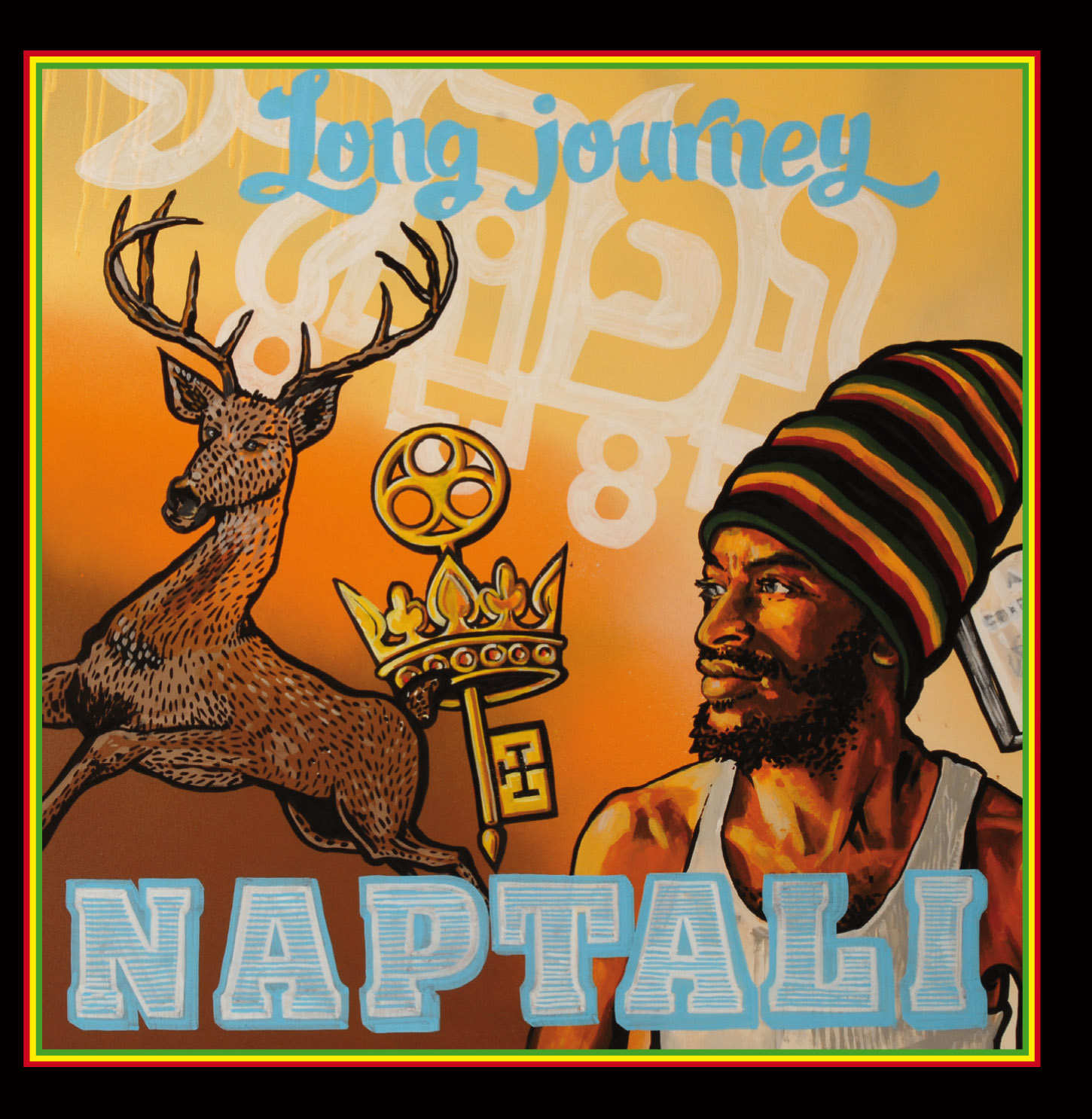 Naptali Long Journey