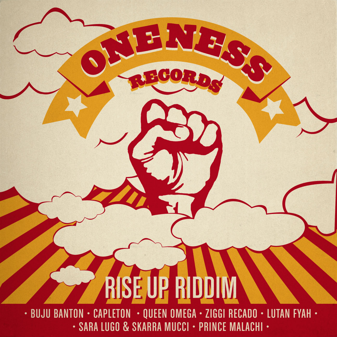Oneness Rise Up Riddim