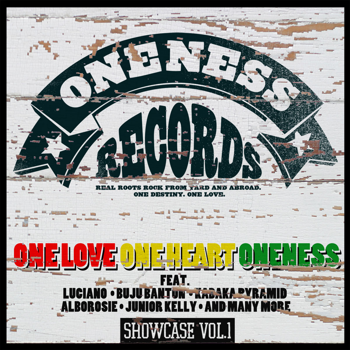 One Love One Heart Oneness